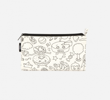 omy customizable pouch