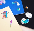 Coloring Stickers