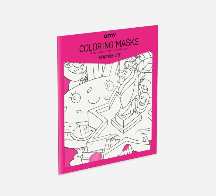 Fantastic-coloring mask