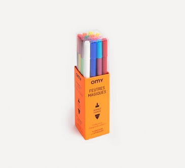 FELT PENS ULTRAWASHABLE