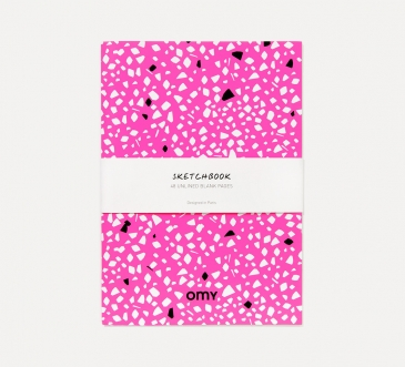 CAHIERS DE DESSIN GRAPHIC PINK