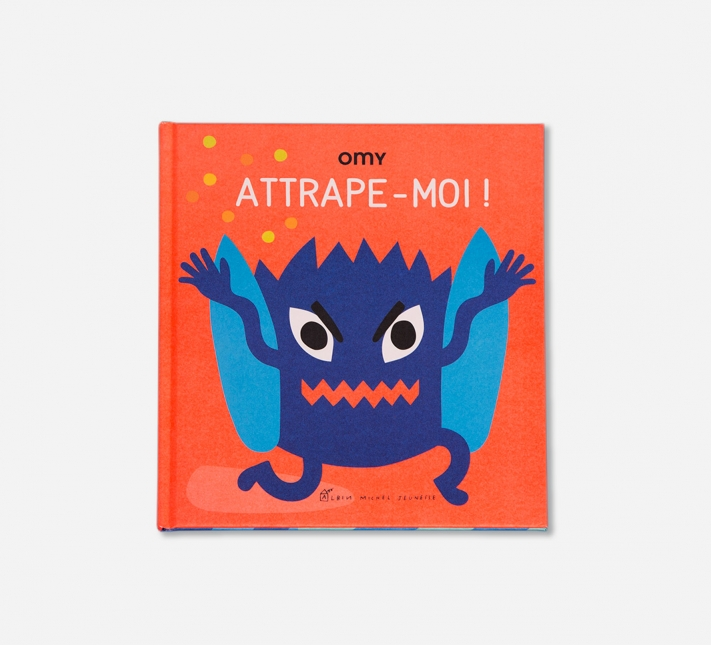 Omy x albin michel for Attrape moucheron maison