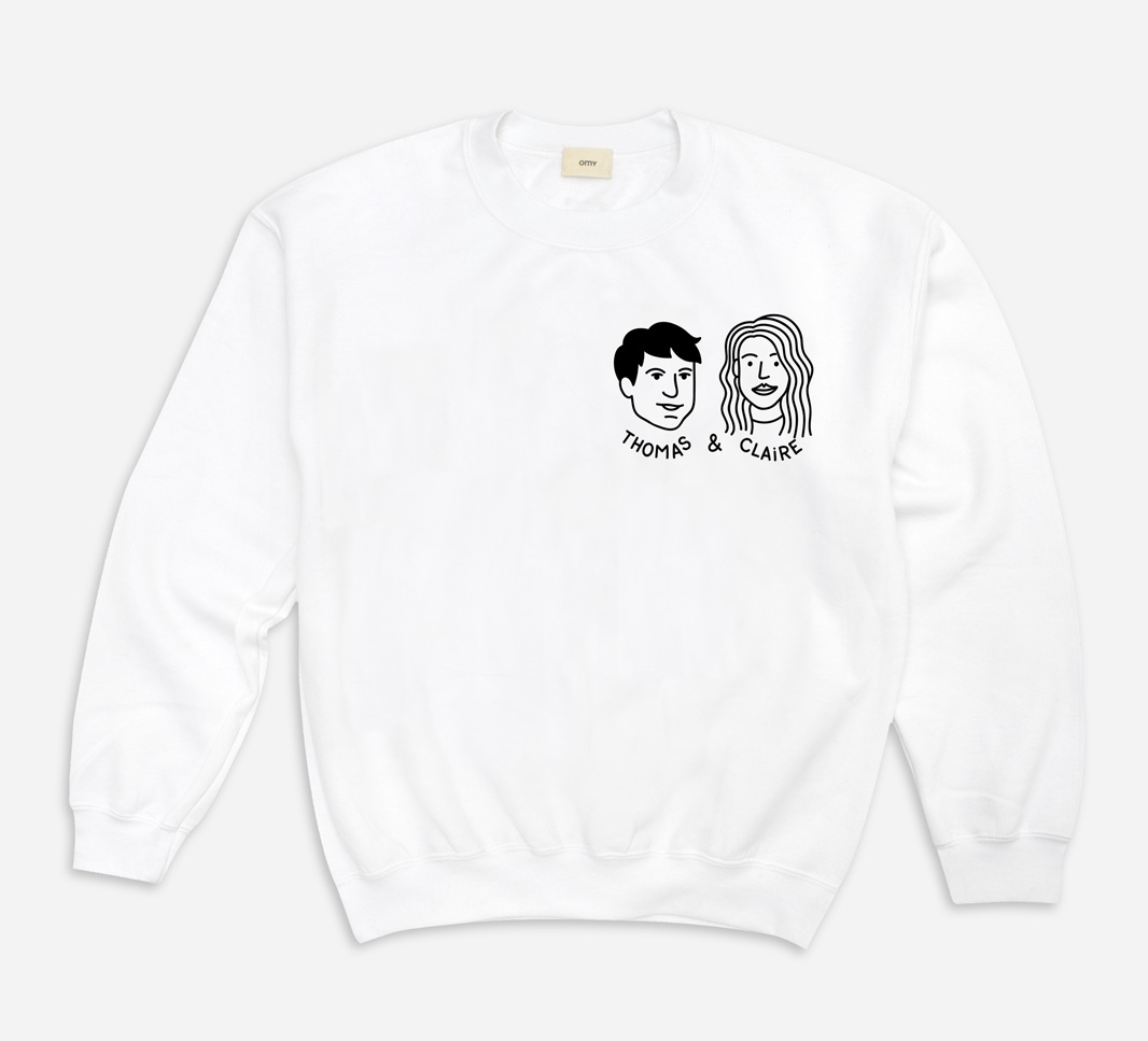 SWEAT-SHIRT ADULT