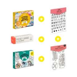 Mini activities kit
