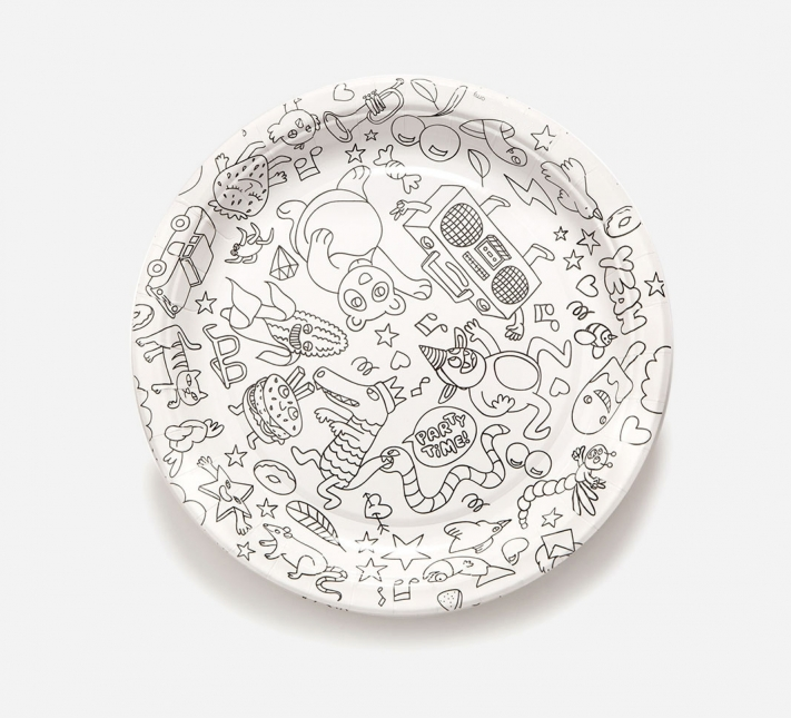 sc 1 st  Omy & Fun Paper Party Plates