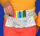 omy Coloring belt customizable