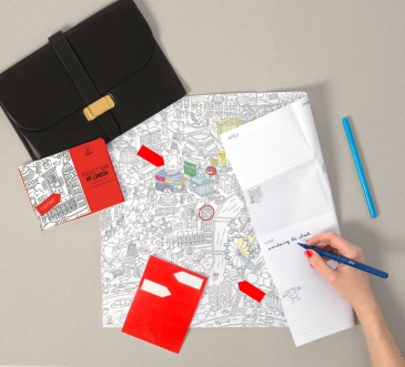 OMY - Pocket maps - London