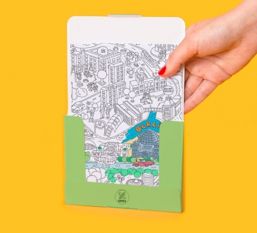 OMY - Pocket map - Berlin