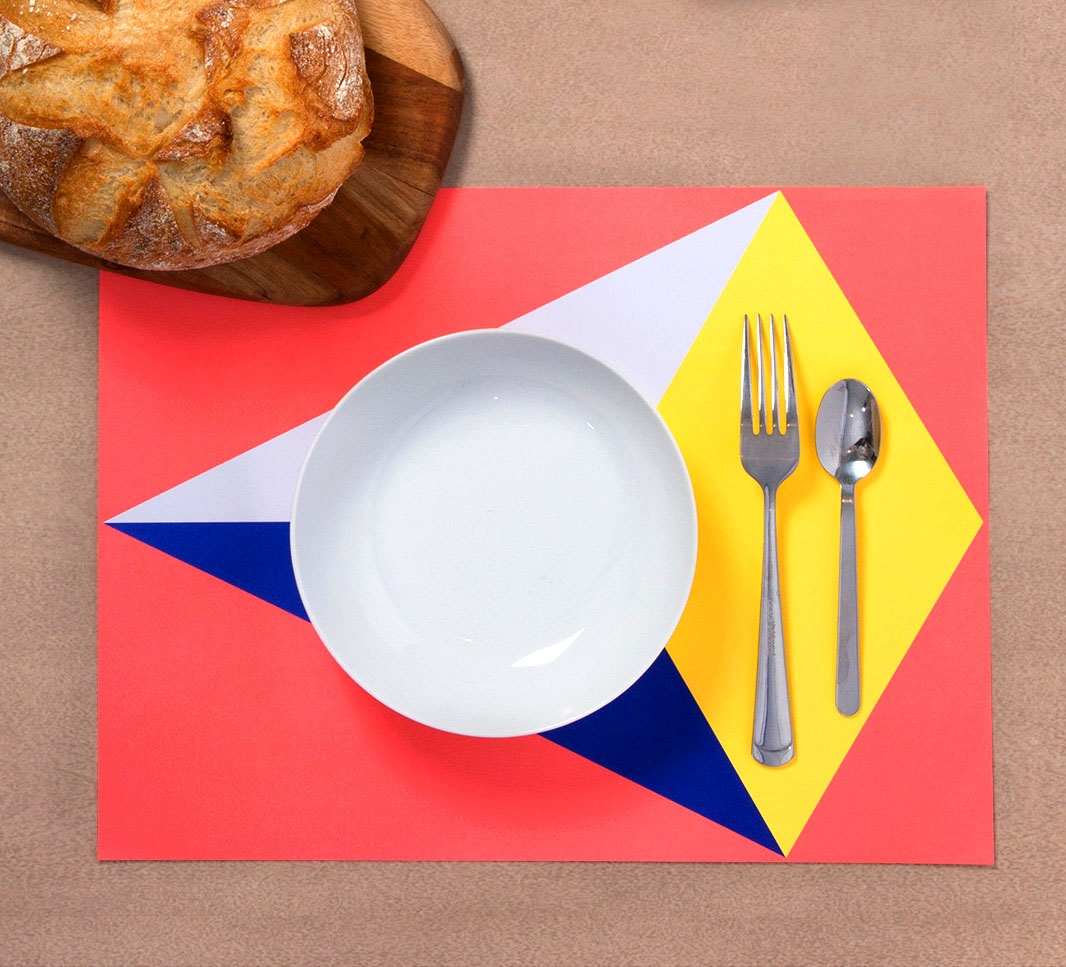 Graphic.02 - paper placemats