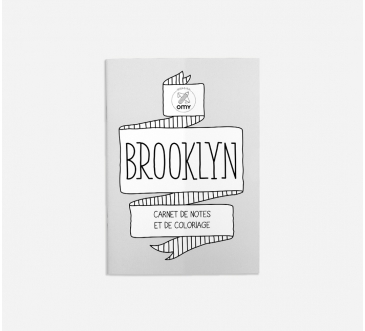 OMY - CARNET BROOKLYN