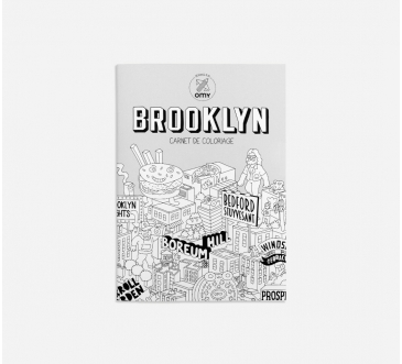 OMY- CARNET BROOKLYN