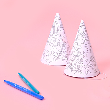 Party hats - Omy & My little day
